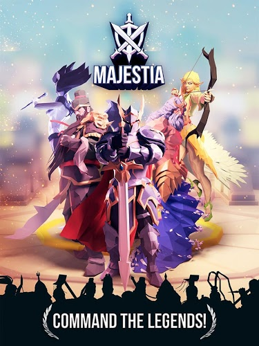 Играй Majestia На ПК 3