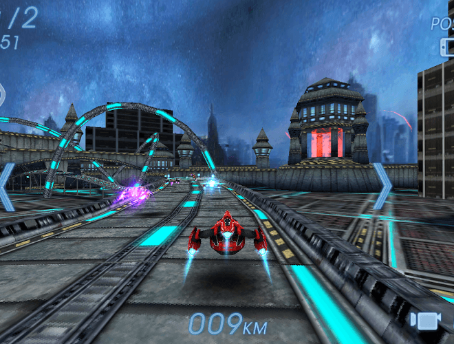 Chơi Space Racing 3D – Star Race on PC 1
