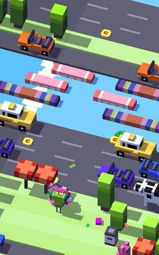 เล่น Crossy Road on PC 13