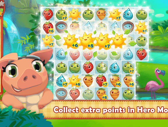 เล่น Farm Heroes on PC 9