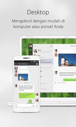 Main WeChat on PC 9
