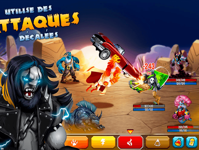 Jouez à  Monster Legends – RPG sur PC 9