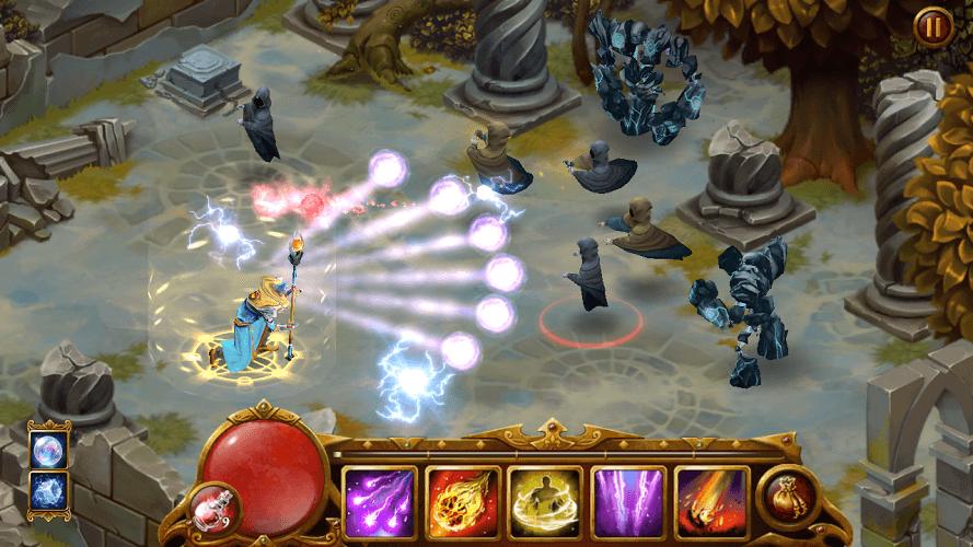 Jouez à  Guild of Heroes sur PC 7