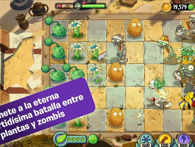 Juega Plants vs Zombies 2 on PC 10