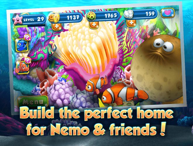 เล่น Nemo's Reef on PC 9