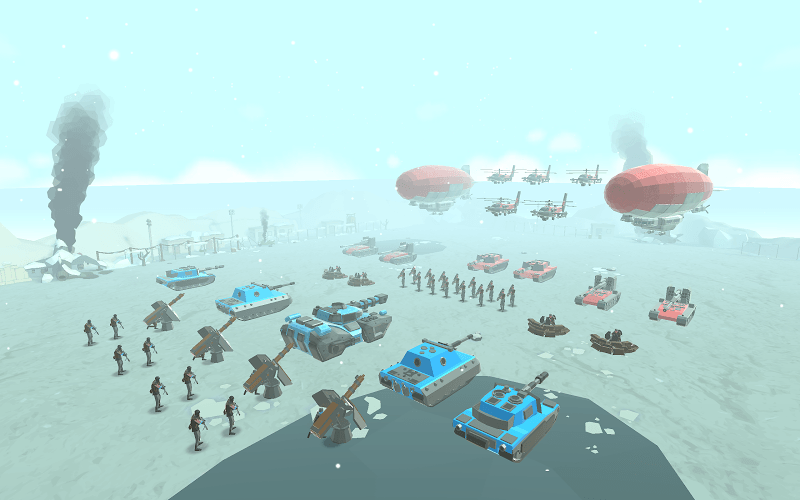 Play Army Battle Simulator on PC 8