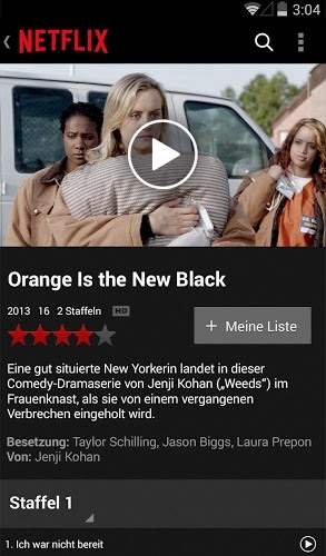 Spielen Netflix on PC 3