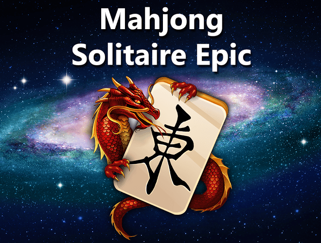 Play Mahjong Solitaire Epic on PC 1