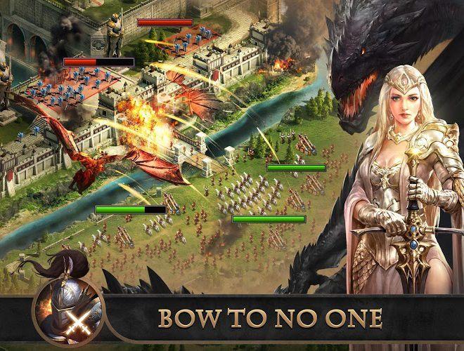 Chơi King of Avalon: Dragon Warfare on pc 2