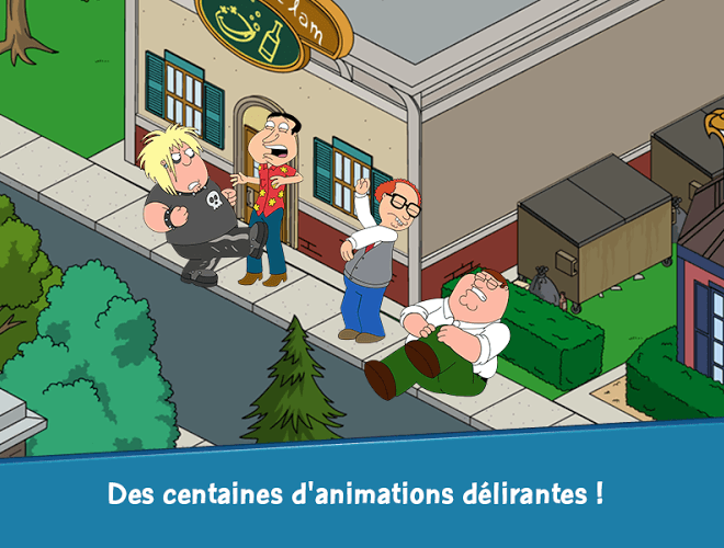 Jouez à  Family Guy: The Quest for Stuff sur PC 16