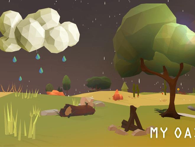 즐겨보세요 마이 오아시스 – 힐링되는 하늘섬 키우기 on PC 8