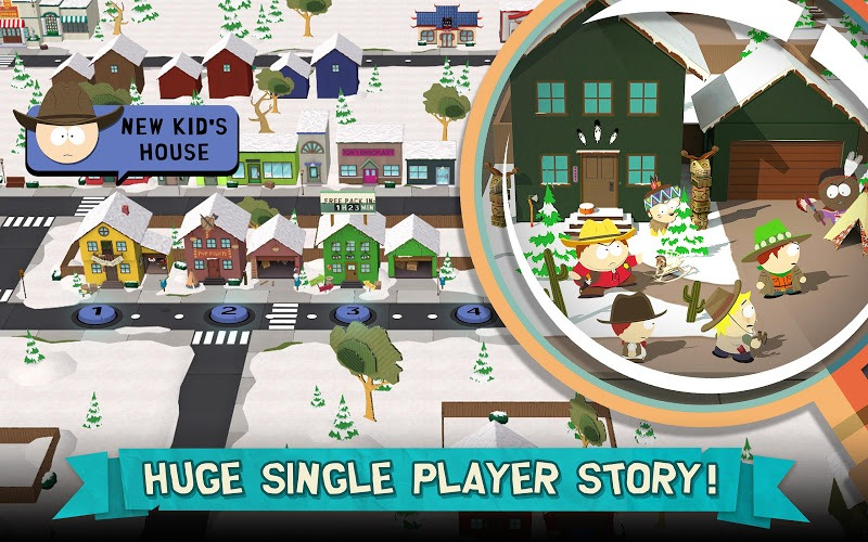 Играй South Park: Phone Destroyer На ПК 10