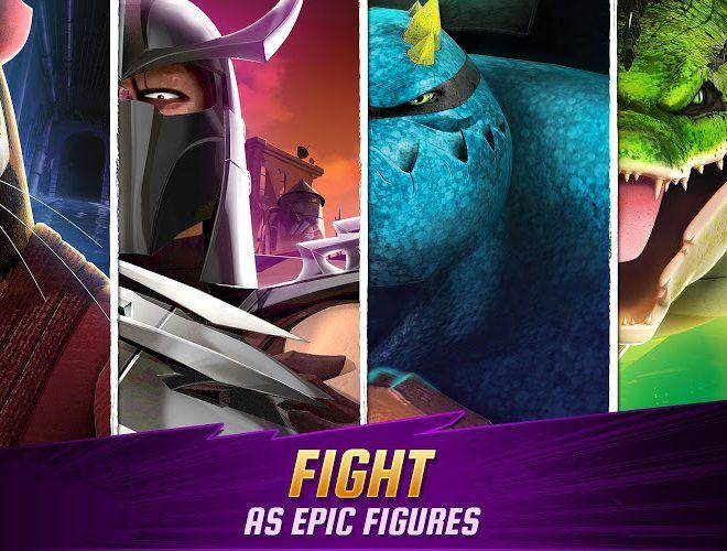 Play Ninja Turtles: Legends on PC 9