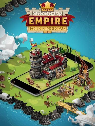 Играй Empire Four Kingdoms На ПК 9