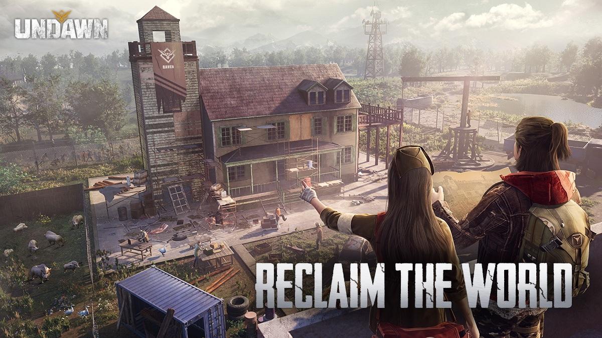 Melihat Undawn, Game Terbaru Dari Tencent Games!