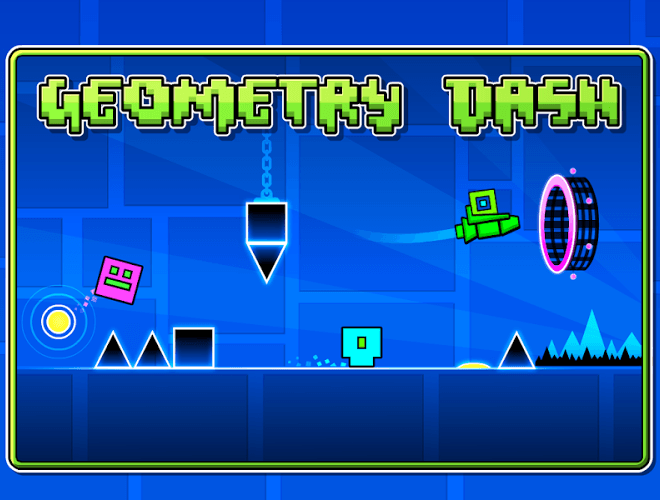 Играй Geometry Dash Lite На ПК 11