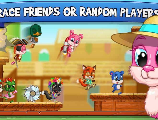 Play Fun Run Arena Multiplayer Race on PC 4