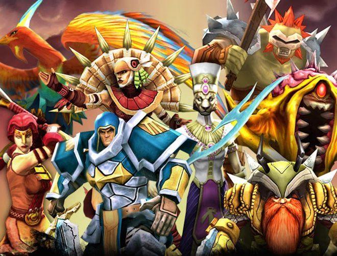 Играй Legendary Heroes На ПК 9