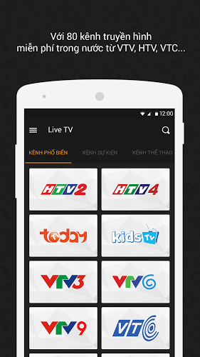 Chơi FPT Play – TV Online on PC 12