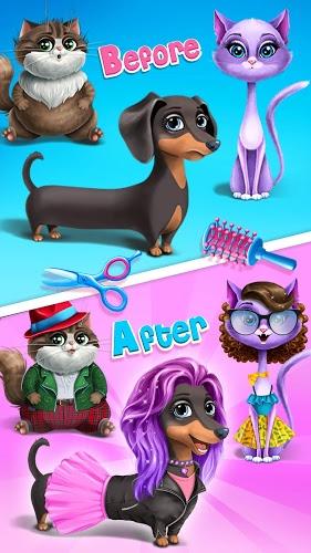 Play Farm Animals Makeover – Cute Virtual Pet Salon on PC 6
