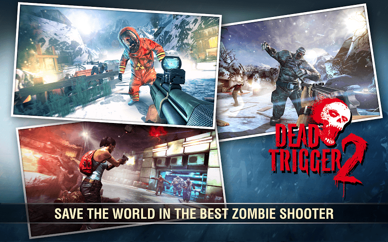 Dead Trigger 2 For PC (Windows 10 & Mac)