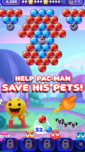 Play PAC-MAN Pop – Bubble Shooter on PC 6