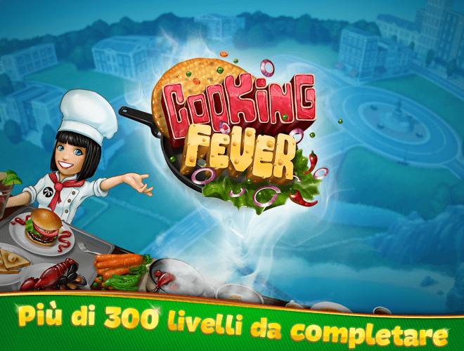 Gioca Cooking Fever on pc 12