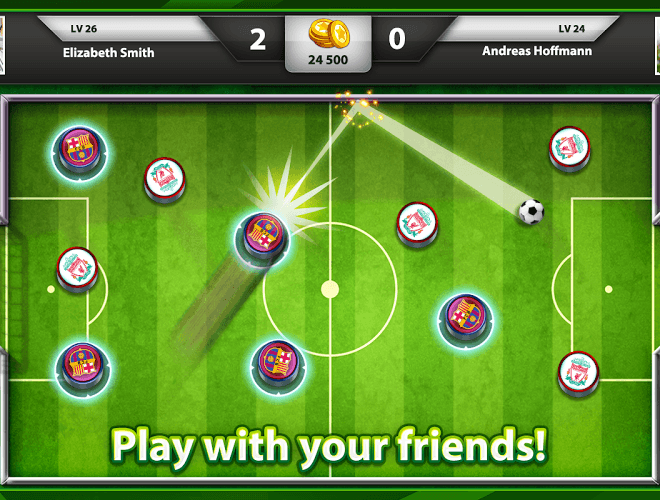 Play Soccer Stars on PC 9