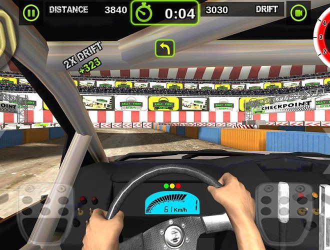 Играй Rally Racer Dirt on PC 3