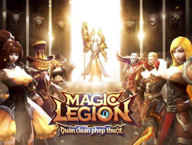 Chơi Magic Legion – Age of Heroes on PC 3