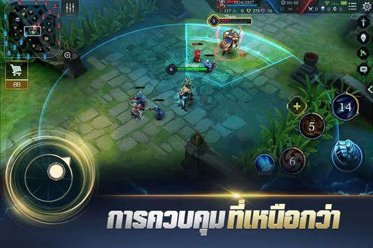 เล่น Garena RoV: Mobile MOBA on PC 7