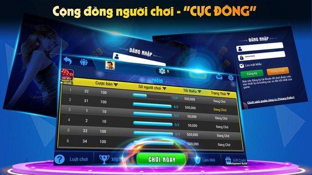 Chơi Phang69 – Game Bai Online on PC 2