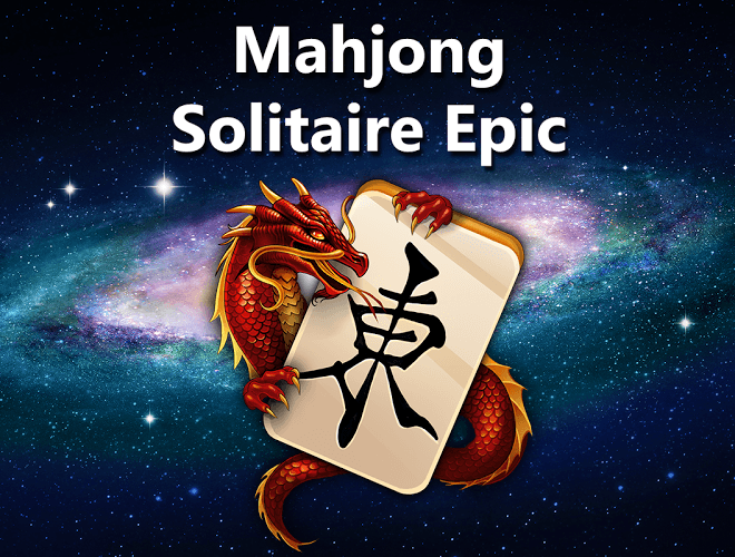 Play Mahjong Solitaire Epic on PC 9