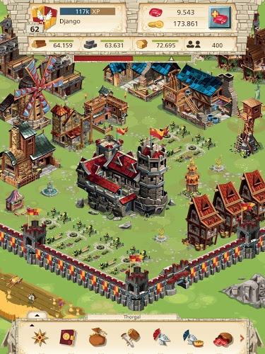 Spiele Empire Four Kingdoms auf PC 22