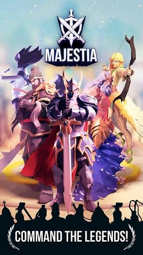 Играй Majestia На ПК 10