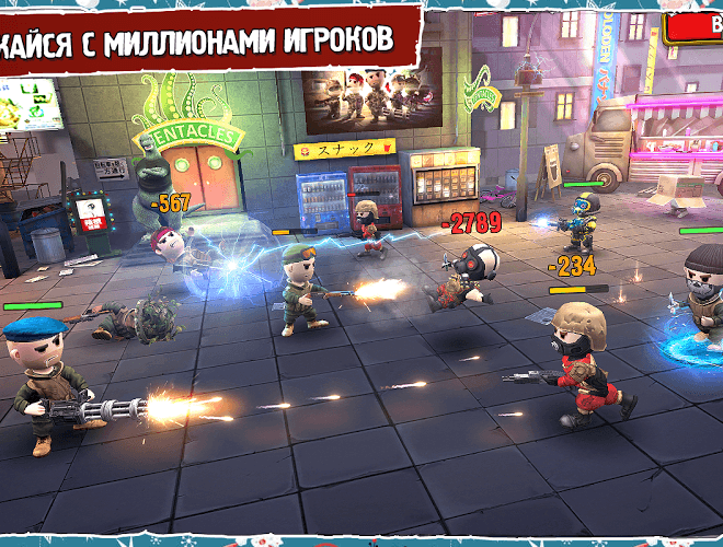 Играй Pocket Troops На ПК 10