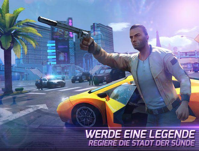 Spielen Gangstar Vegas on pc 3