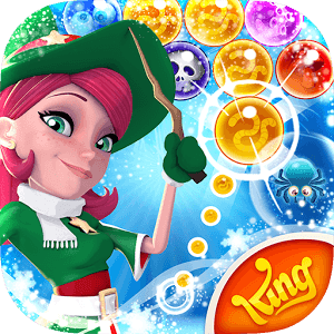 เล่น Bubble Witch Saga 2 on PC 1