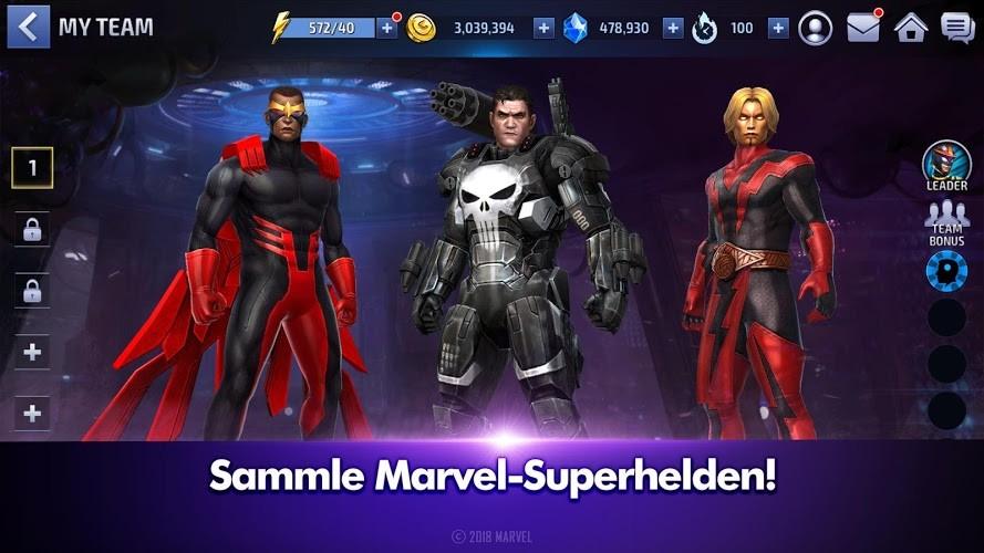 Spiele MARVEL Future Fight auf PC 3