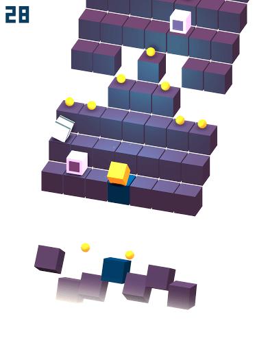 เล่น Cube Roll on PC 11