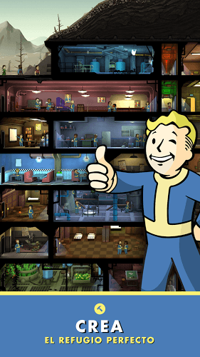 Juega Fallout Shelter on pc 3