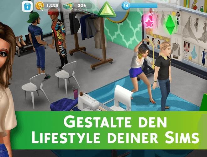 Spiele Die Sims™ Mobile  auf PC 11