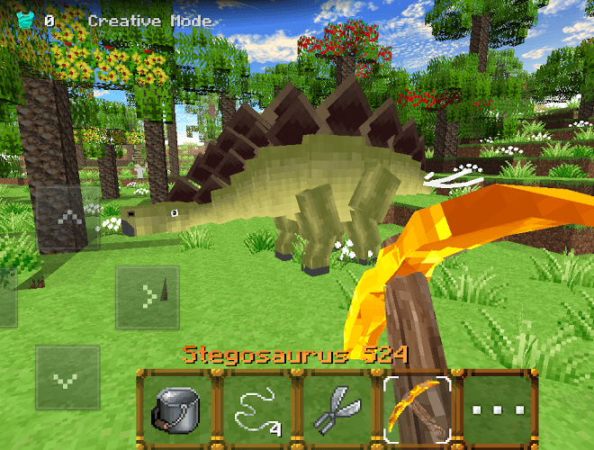 Play Jurassic Craft on pc 3