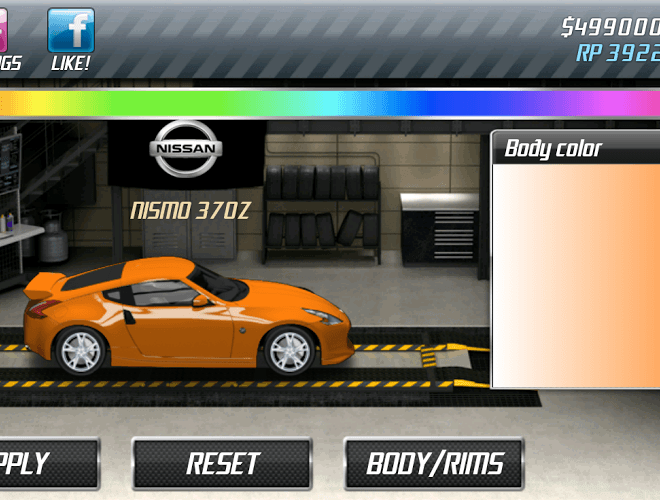 즐겨보세요 Drag Racing on pc 14