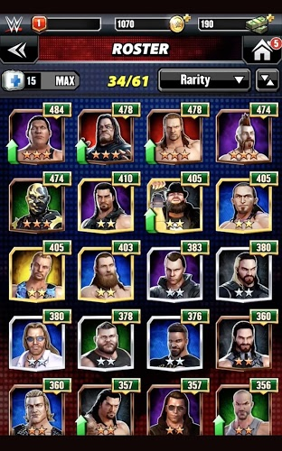 Play WWE Champions Free Puzzle RPG on PC 14