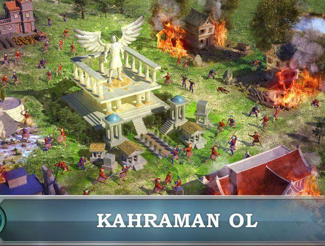 Game of War  İndirin ve PC'de Oynayın 7