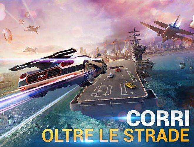 Gioca Asphalt 8: Airborne on pc 5