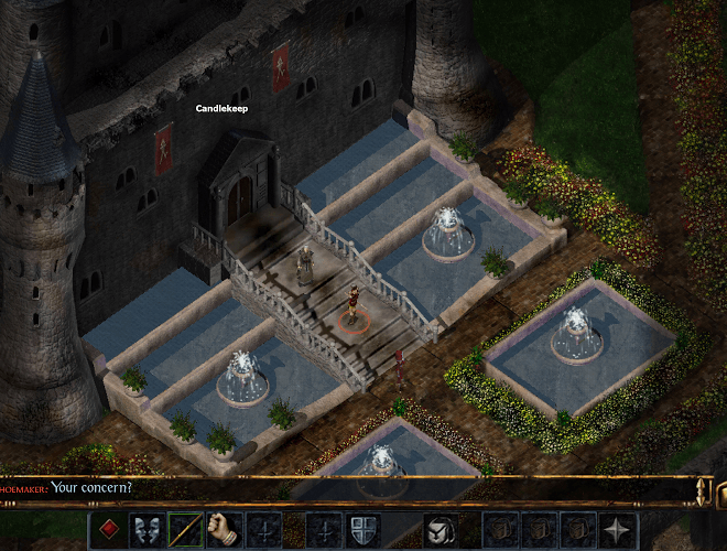 Play Baldur's Gate on PC 14