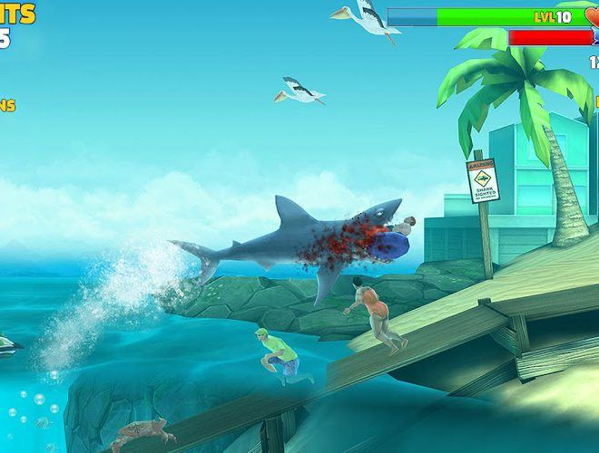 Spielen Hungry Shark Evolution on pc 10