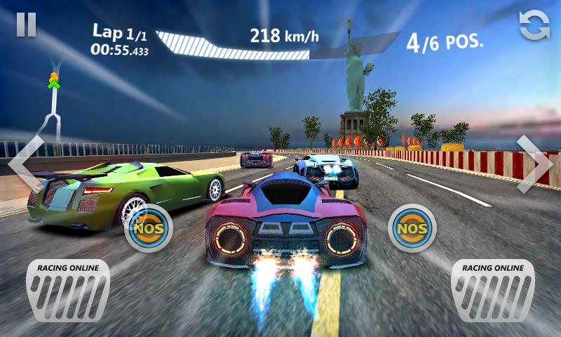 Play Sports Car Racing on PC 6